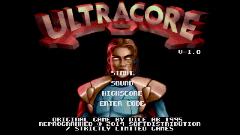 Review – Ultracore