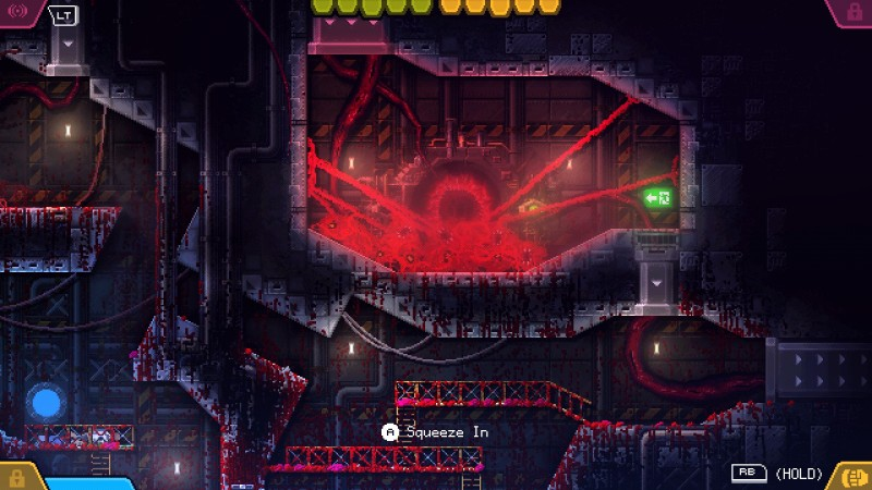Review – Carrion