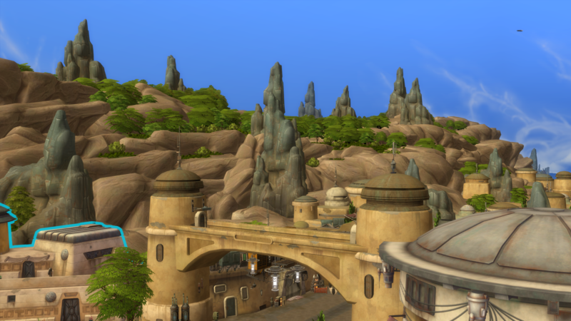 Review – Los Sims 4: Viaje a Batuu