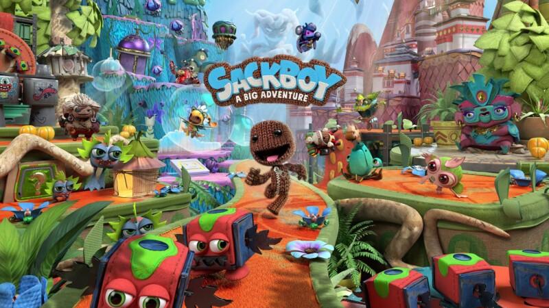 Review – Sackboy: A Big Adventure