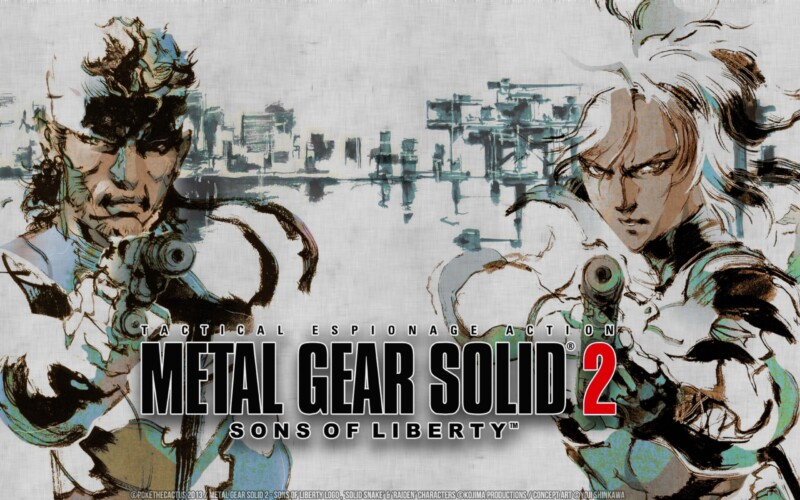 Review – Metal Gear Solid 2: Substance GOG