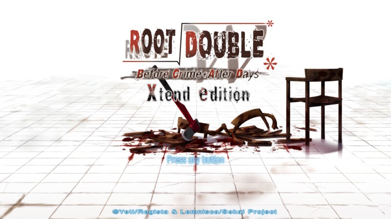 Review – Root Double: Before Crime * After Days – Xtend Edition