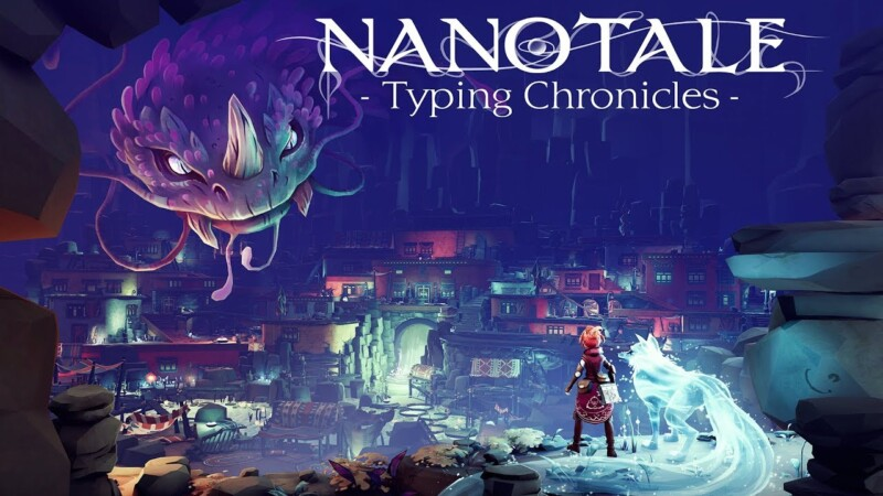 Review – Nanotale: Typing Chronicles