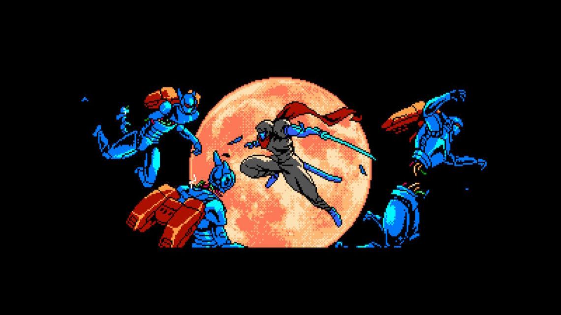 Review Cyber Shadow –  Robots ninja en 8 bits