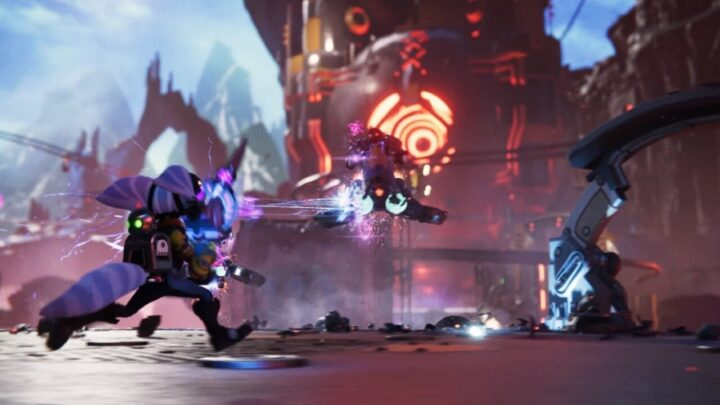 Ratchet and Clank: Rift Apart muestra su historia