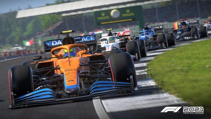 F1 2021: No Te Pases Del Punto De Frenada