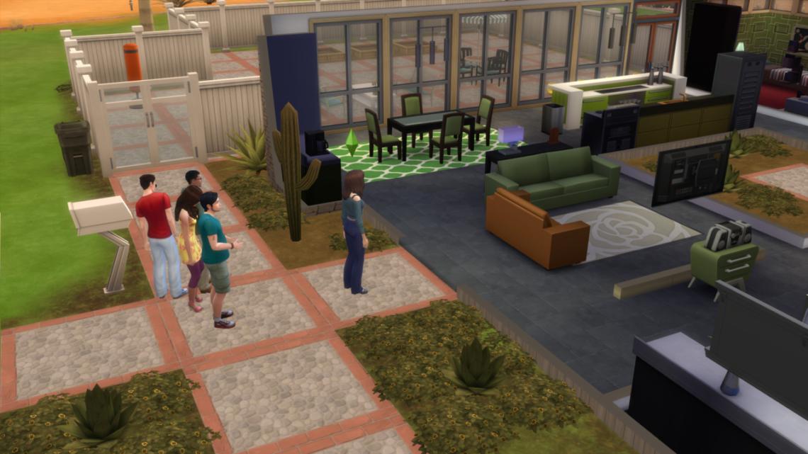 Los Sims 4 Interiorismo – Review