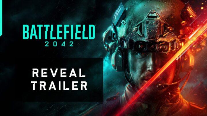 Se reveló Battlefield 2042