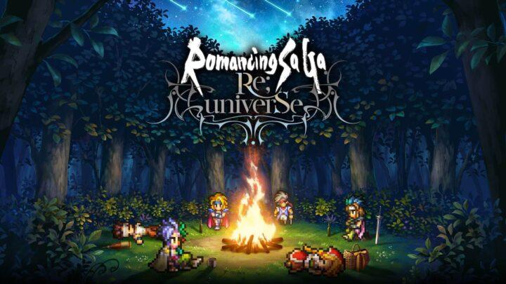 Romancing SaGa Re;univerSe Festeja su Primer Aniversario