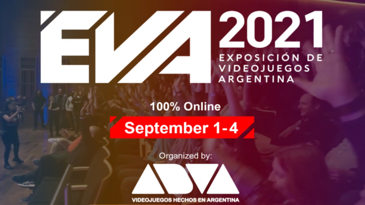 Se viene la EVA 2021 en formato digital