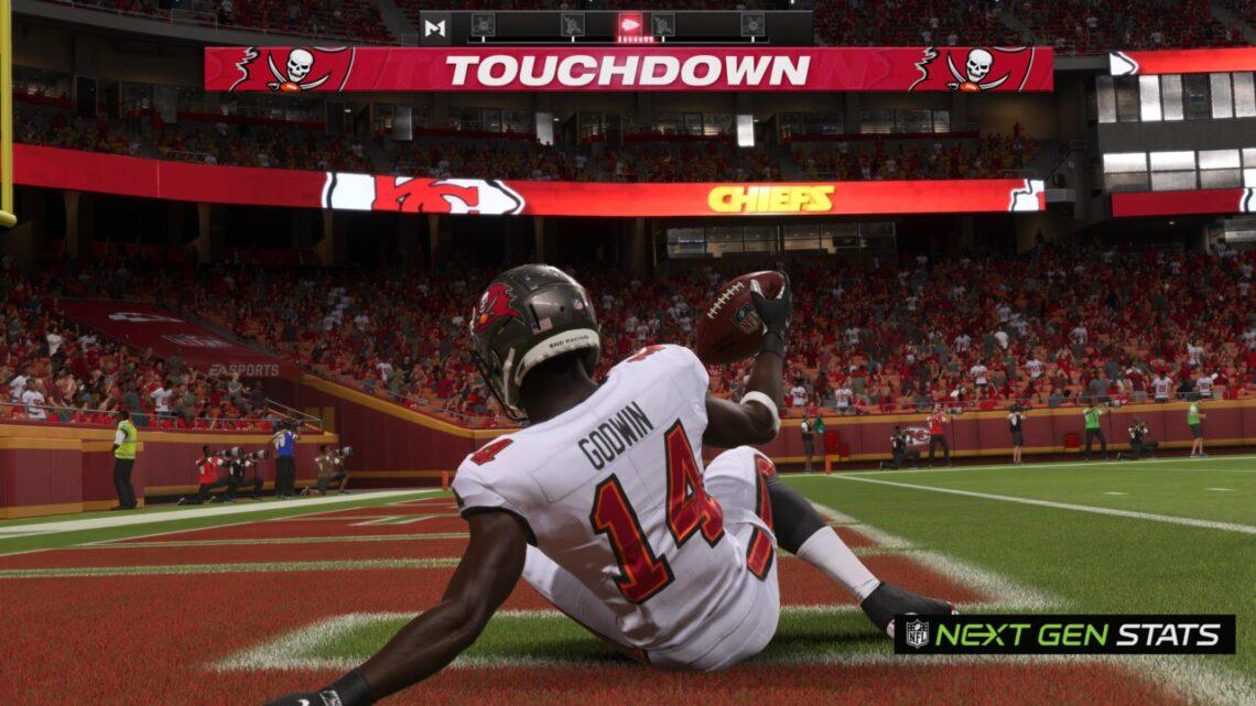 Madden NFL 22: La Review De 100 Yardas